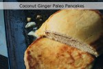 Coconut Ginger Pancakes – Primal & Grain Free