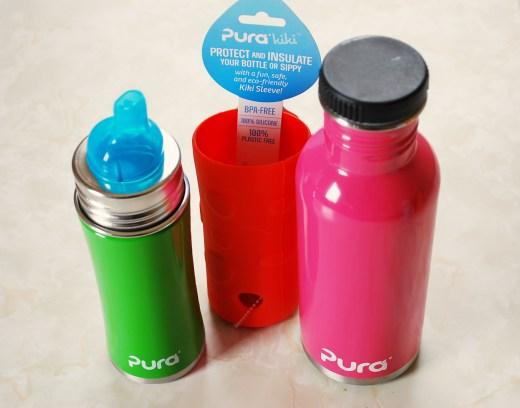 pura bottles