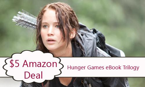 hunger games ebook deal