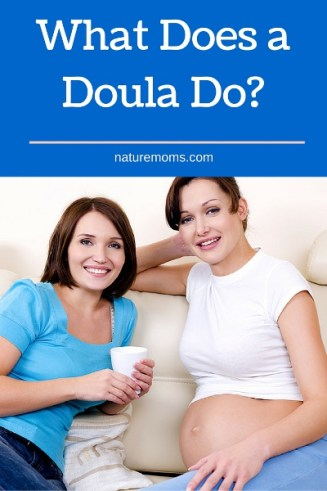 What Does a Doula do pin
