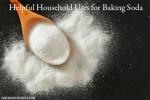 Helpful Household Uses for Baking Soda
