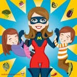 Are You A Supermom in the Kitchen?