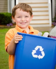recycle bin child