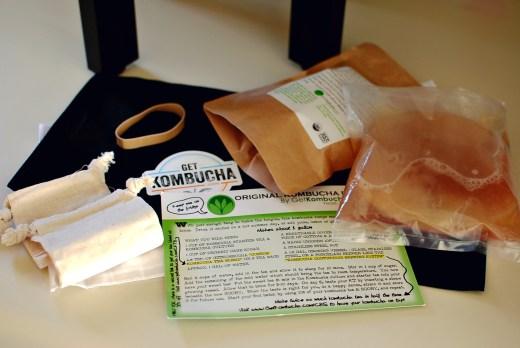 get Kombucha Kit