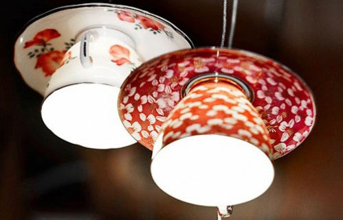 Gorgeous Diy Upcycled Teacup Lights Nature Moms