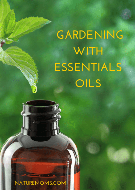 Tips for Gardening with Essentials Oils