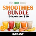10 Smoothie Books – Only $10!!