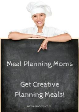 Menu Plans for Moms