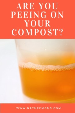 Peeing on Your Compost