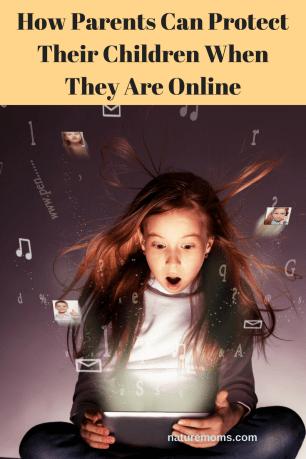 Ways to Protect Children Online