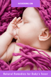 Natural Remedies for Baby's Fever