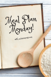 Meal Plan Monday – Wild Rice Soup and Breakfast Enchiladas