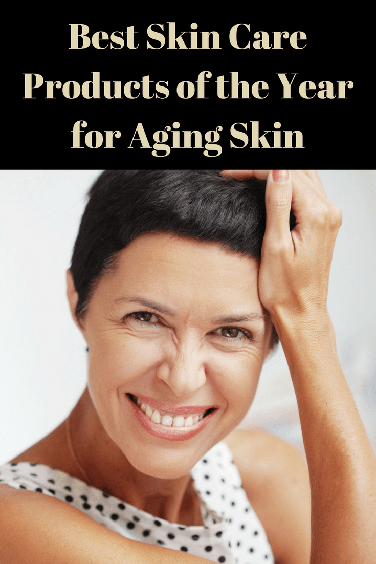Best skincare for mature skin