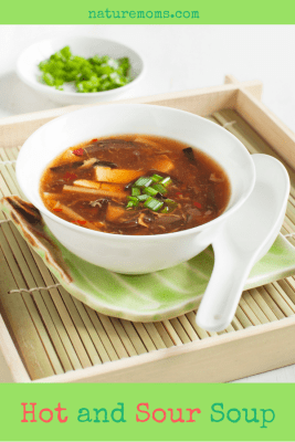 Hot and Sour Seafood Soup Recipe