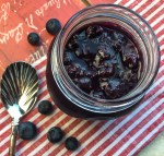 Homemade Blueberry Rhubarb Jam