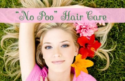 No Shampoo Hair Care Secrets