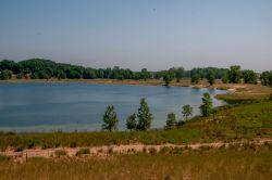 The lake at Ottawa Sands