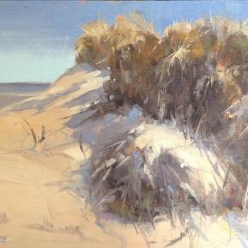 Wind blown by Susan M. Rose