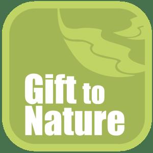 Gift to Nature logo