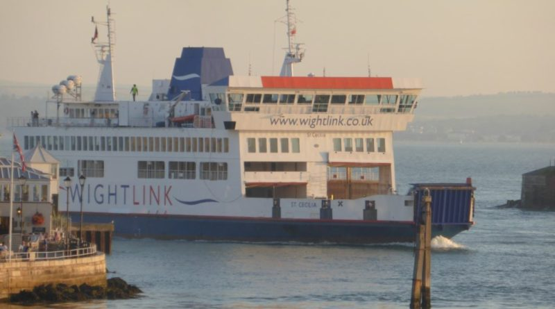 Is the Solent the most expensive ferry crossing in the world?   The