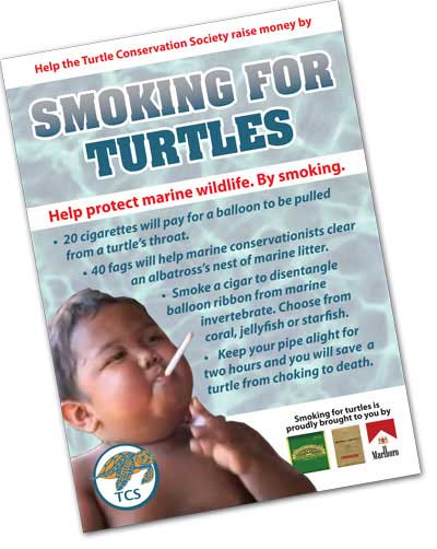 Smoking for Turtles: click image for larger version