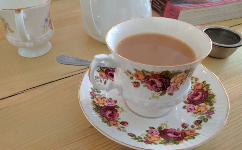 Wellness tea – a national disgrace