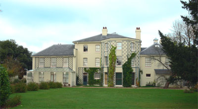 Down House, the home of Charles Darwin