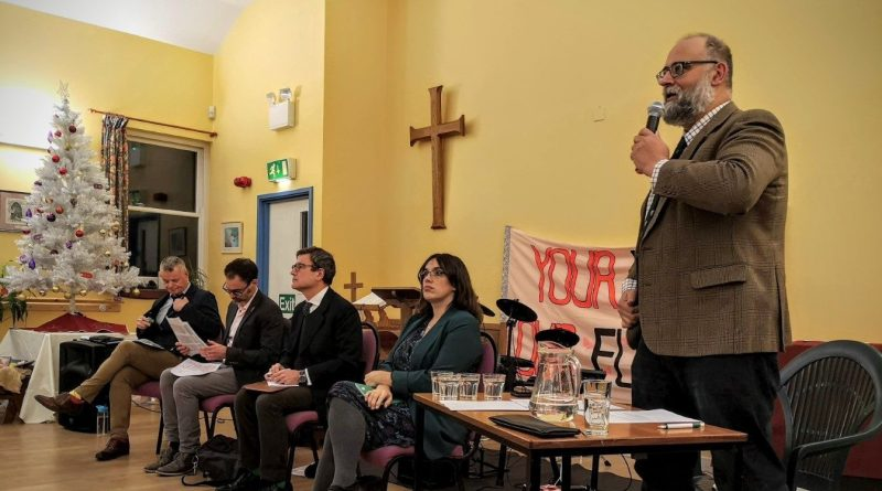 Environmental hustings