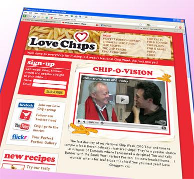 Love chips!