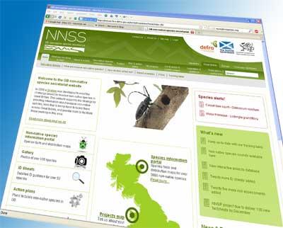 GB non-native species secretariat