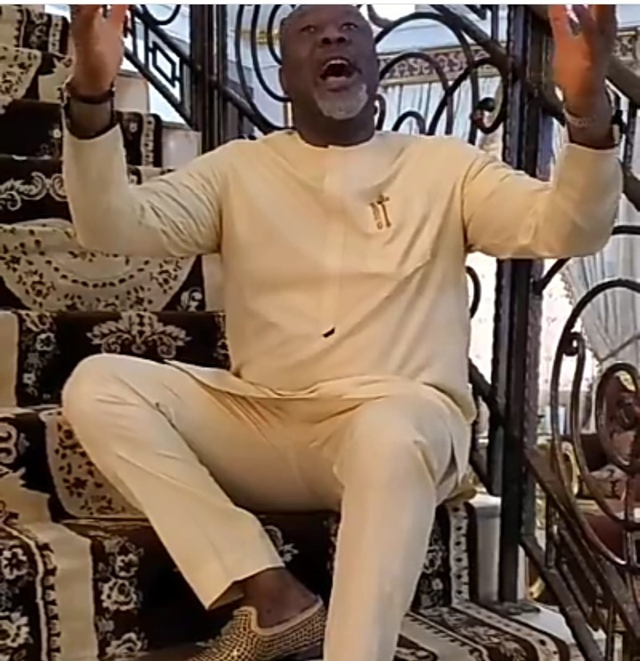 """""""The population of people waiting to steal is higher than those currently stealing"""" – Dino Melaye worries about the future of Nigeria"""