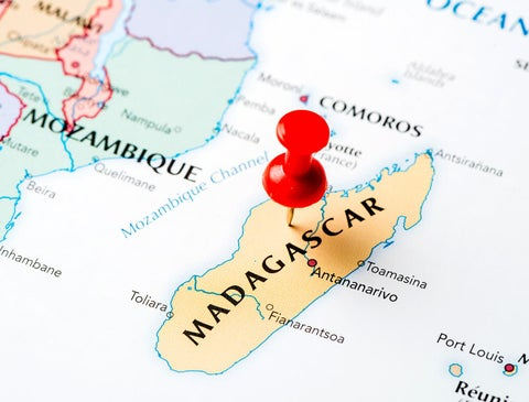 WHO treats Madagascar like Biafra formula that was adopted and gave a different name in 1968