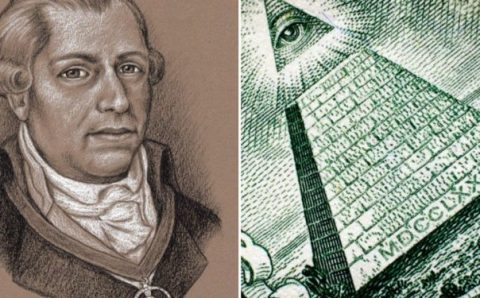 The Man Who Formed Illuminati Died As A Christian, See Why He Formed It