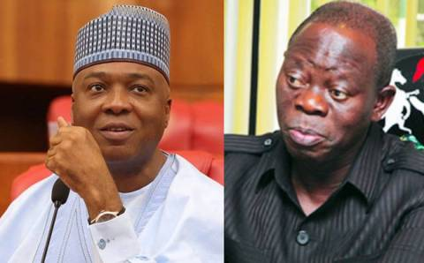 End of Oshiomhole's career is near – Saraki