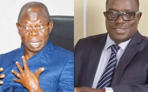 Fear God and have common sense – Oshiomhole slams deputy secretary for declaring himself APC chairman