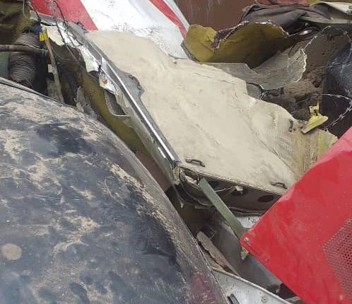 BREAKING: Airline Reveals Identities Of Lagos Helicopter Crash Victims