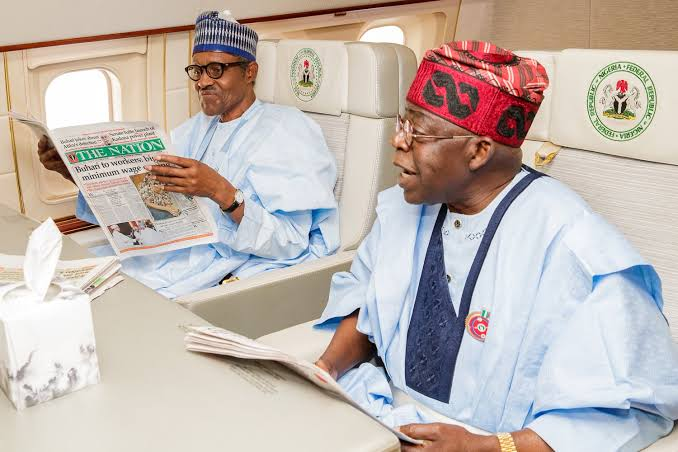 How Buhari is preparing a war with Tinubu