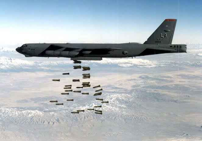US deploys B-52 nuclear capable bombers to the Middle East