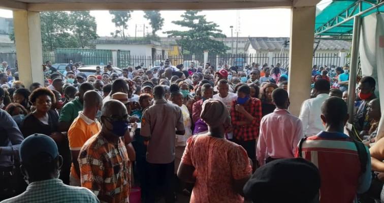 NIN Registration: Why NIMC shut down their office in Lagos