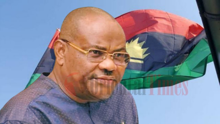 Wike Vs Biafra:  The day of reckoning is coming