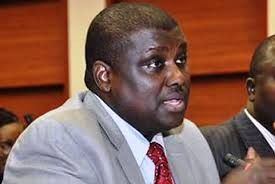 BREAKING: (Extradition),Maina arrives Nigeria.
