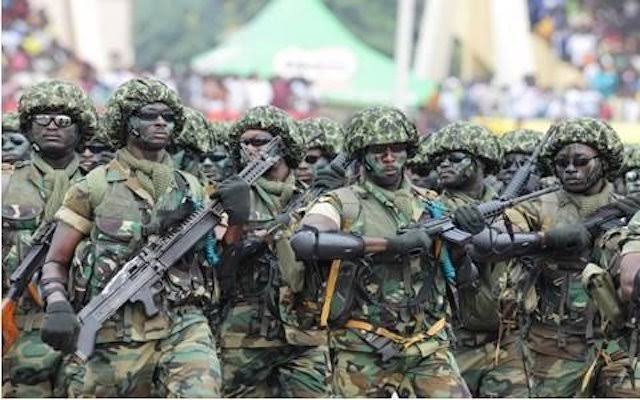Ignore ICC and prepare for our  final defeat – Nigeria Army to troops