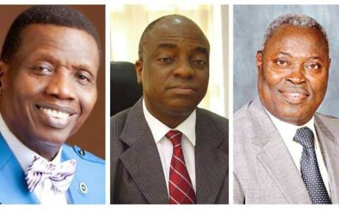 Powerful pastor calls out Pastors Oyedepo, Adeboye, Kumuyi to change their ways