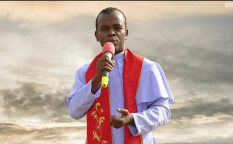 Fr. Mbaka Opens up over his security attack to BBC reporters