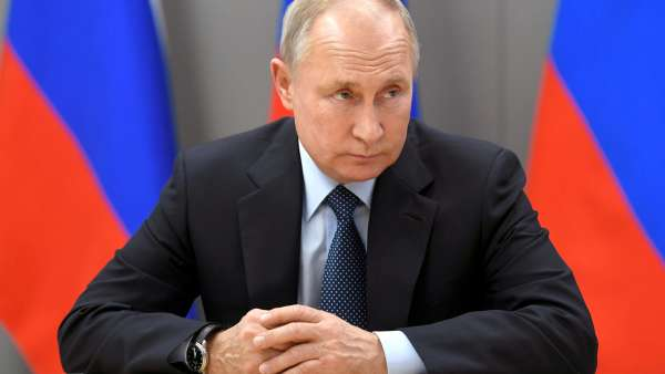 COVID-19: Putin Says Russia To Start Mass Vaccinations Next Week