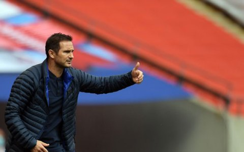 Top Four, Not Title Race, The Priority For Lampard At Chelsea
