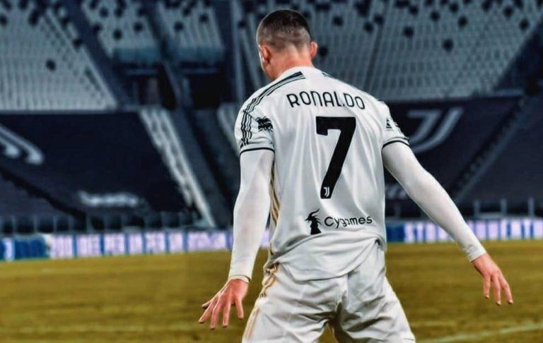 Ronaldo scores 760th goal as Juventus beat Napoli to win Italian Super Cup