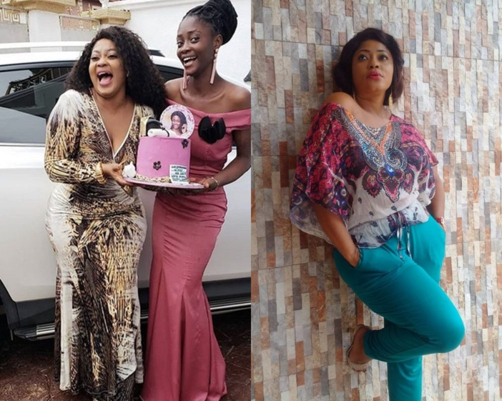"""How I Feel When People Say My Mum's Body Is Not Natural"" – Actress Biodun Okeowo's Daughter"
