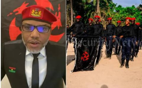 Nigeria soldiers resigned, joins kanu's Eastern network – Military