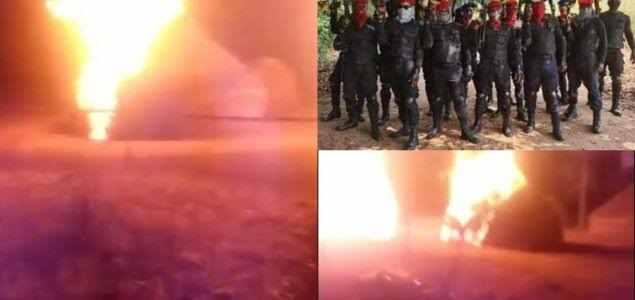 Eastern Security Network Begins Operation in Ebonyi State, Invades Fulani Herdsmen Camps Burn Down Houses, Sends Last Warning To Umahi